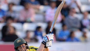 DERBY, ENGLAND - JULY 20: Alex Blackwell of Australia  batting during the Semi-Final ICC Women