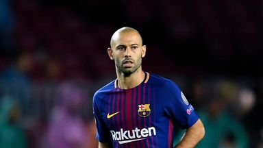 Javier Mascherano is quitting Barcelona after more than seven years with the Catalan club