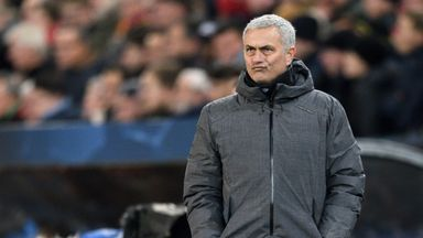 Jose Mourinho is focusing on the positives