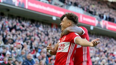 Marcus Tavernier is on his way to MK Dons for the rest of the season