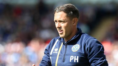 fifa live scores - Paul Hurst interview: Shrewsbury Town targeting Wembley triumph