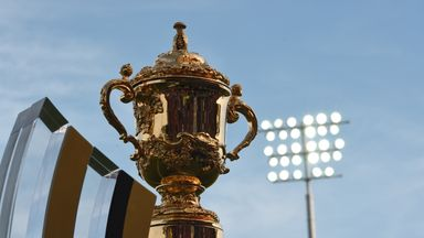 New Zealand are the reigning Rugby World Cup champions