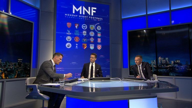 Craig Bellamy and Jamie Carragher answer your Twitter questions on Monday Night Football