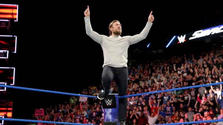 Daniel Bryan is currently the general manager of SmackDown Live