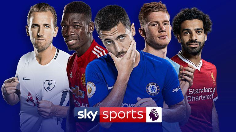 Festive Football on Sky Sports Premier League