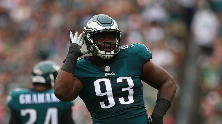 Timmy Jernigan has quickly established himself as an important player for the Philadelphia Eagles