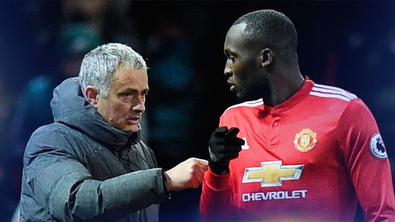 Will Jose Mourinho be exchanging Christmas pleasantries with his leading marksman Romelu Lukaku?
