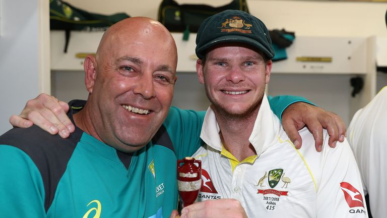 Darren Lehmann to step down in 2019