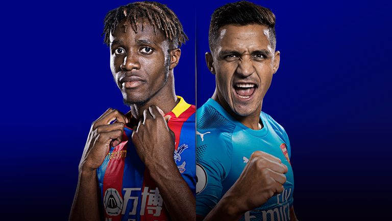 Crystal Palace boss Hodgson: Zaha tough to keep; Arsenal a huge test
