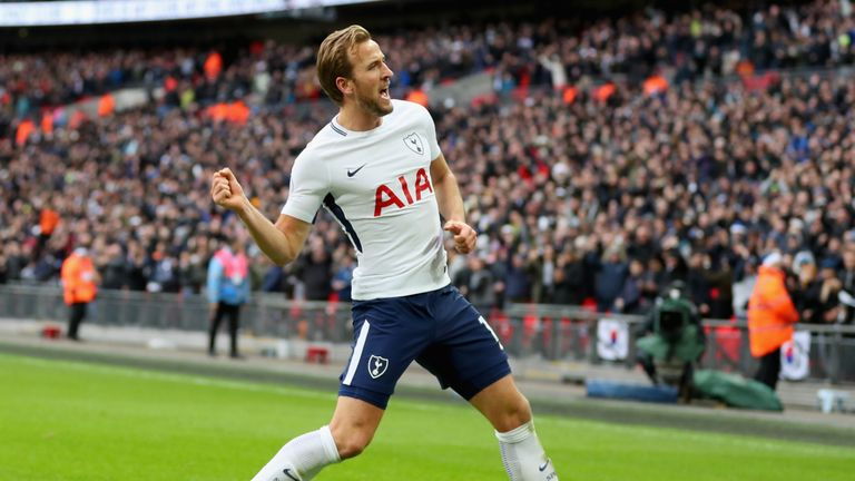 Harry Kane scored a hat-trick in Spurs' Boxing Day win over Southampton