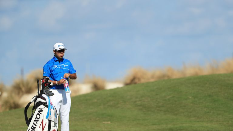 Matsuyama posted a four-under 68 on Sunday