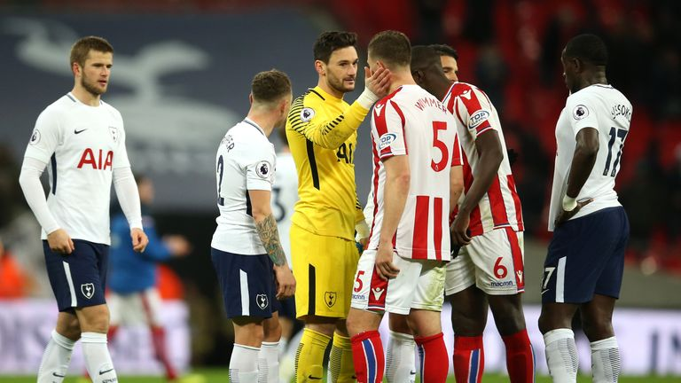 The Potters were humiliated at Wembley as a second-half meltdown saw them lose the game 5-1