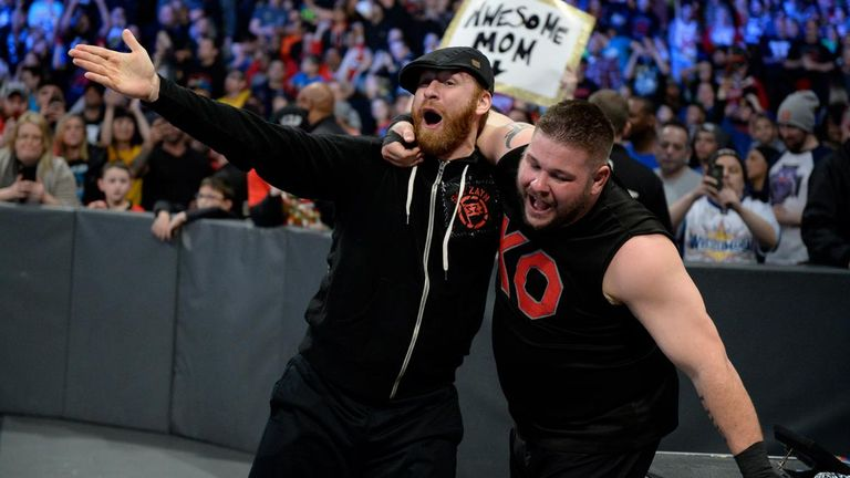 Kevin Owens could be next challenger for the WWE championship after beating AJ Styles in a non-title match