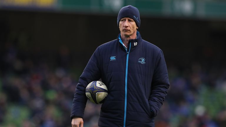 Leo Cullen reckons Leinster still need to improve