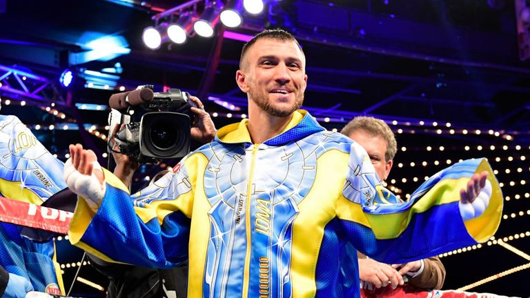 Lomachenko is a level above - everyone - says Bellew