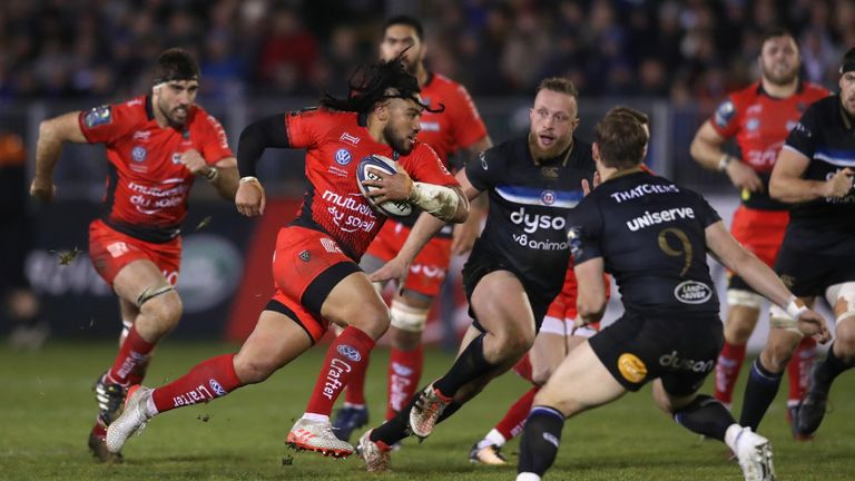 Bath 26 - 21 Toulon - Match Report & Highlights
