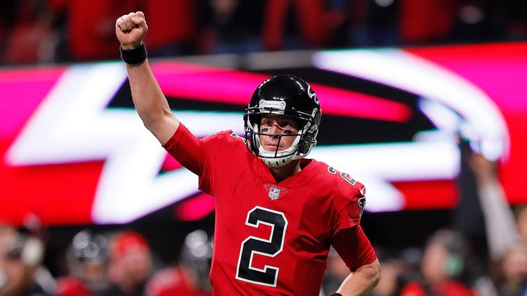 Will Matt Ryan fire the Falcons to a final-week win and into the playoffs?
