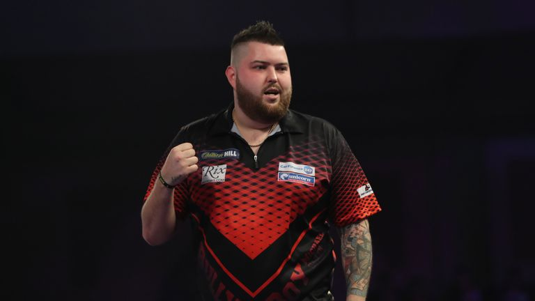 michael smith dart