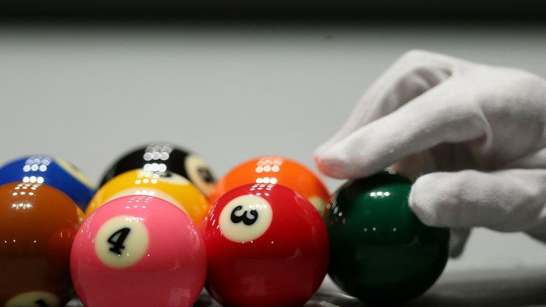 The Mosconi Cup pits Europe against America