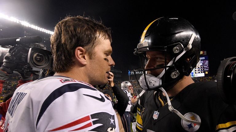Could Tom Brady and Ben Roethlisberger be set to do battle again in the AFC Championship game?