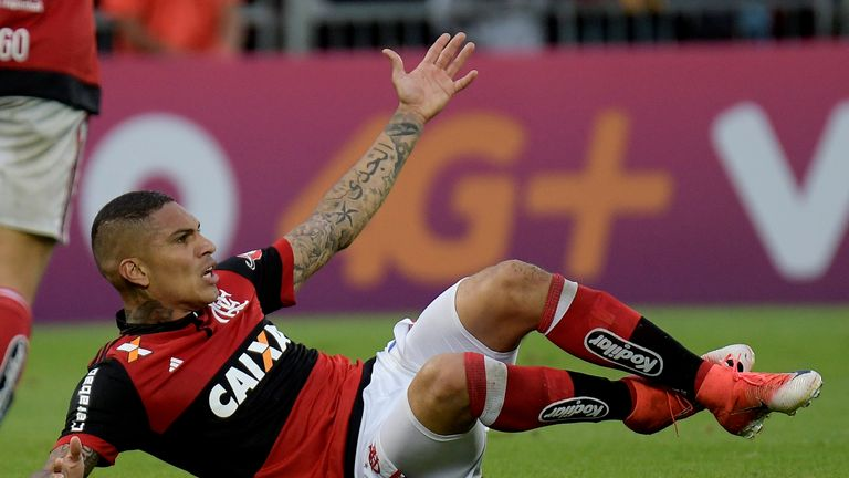 Paolo Guerrero to appeal against doping ban: lawyer