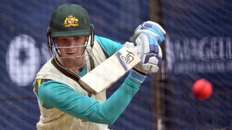 Peter Handscomb says Australia will continue the Ashes verbals - Bumble wants them to stop