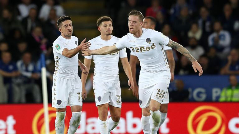 Leeds are among the promotion contenders to feature live on Sky Sports in February and March