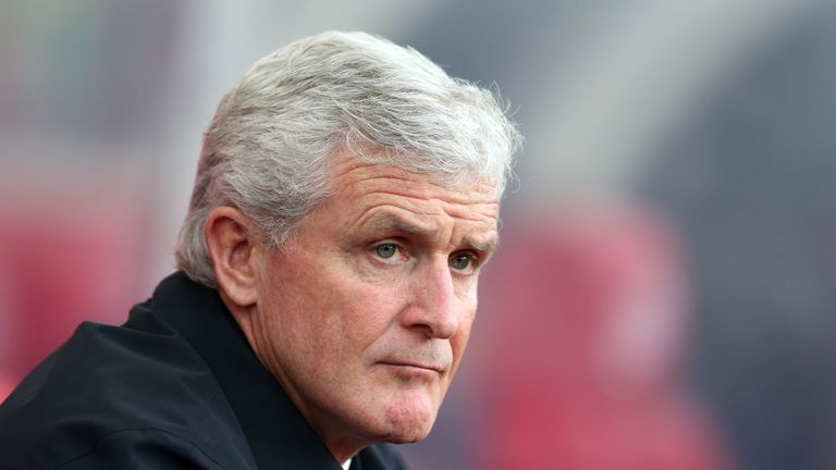 What next for Mark Hughes? Pressure building on the Stoke manager