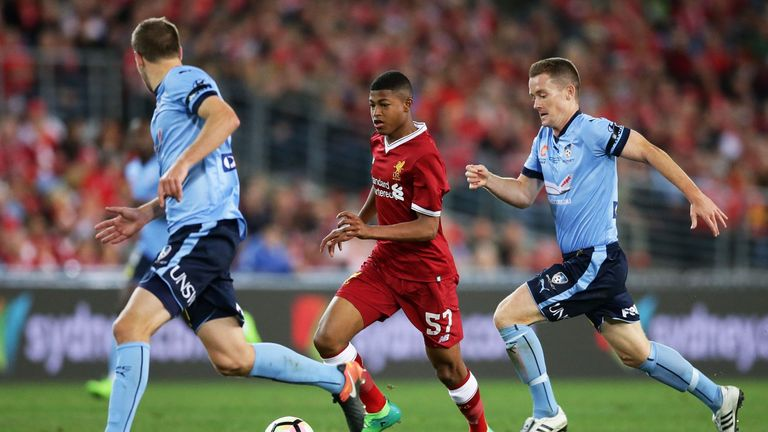 Liverpool's Rhian Brewster calls for action after suffering racist abuse