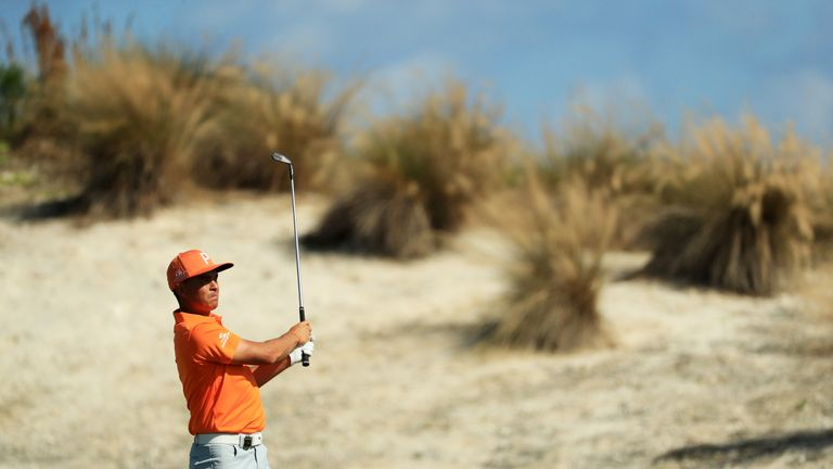 Fowler carded 1 1 birdies during his final round