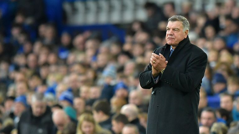 Allardyce off to winning start with Everton — Soccer