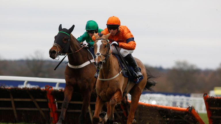 Sam Spinner: Among 17 for the Sun Bets Stayers' Hurdle