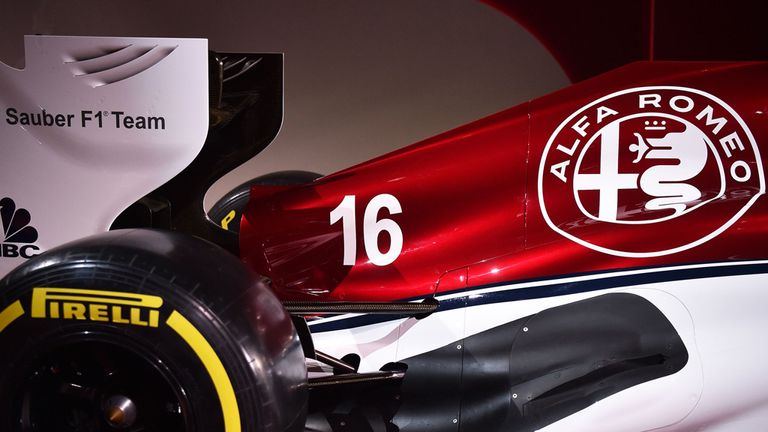 Sauber reveal Alfa Romeo concept livery | F1 News on renault logo, bentley logo, lincoln logo, rolls royce logo, fiat logo, ferrari logo, honda logo, porsche logo, alpina logo, lamborghini logo, mercedes logo, mazda logo, peugeot logo, aston martin logo, lancia logo, bmw logo, amc logo, studebaker logo, maserati logo, ford logo,
