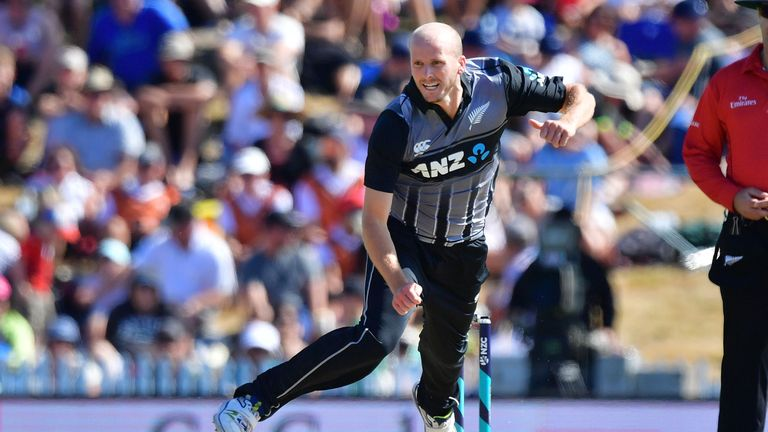 Seth Rance is set to replace the rested Trent Boult for New Zealand