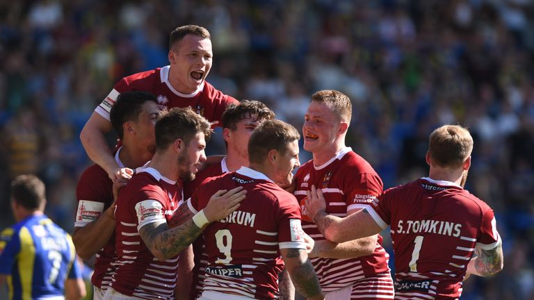 Wigan Warriors will be hoping to return to form after a disappointing 2017 campaign