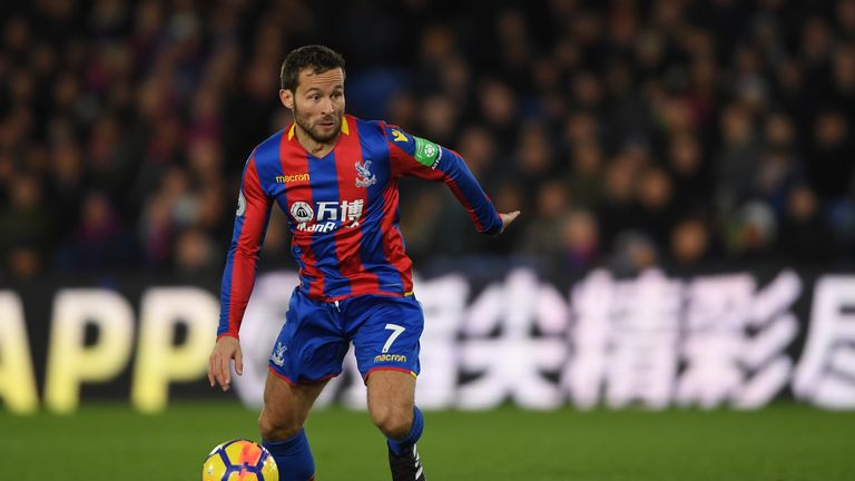 Yohan Cabaye has joined Al Nasr on a two-year deal