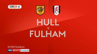 Hull 2-2 Fulham