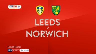 Leeds 1-0 Norwich