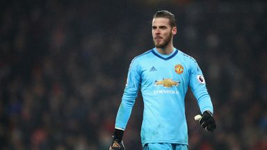 fifa live scores - David de Gea will not leave Man United, Jose Mourinho tells Real Madrid