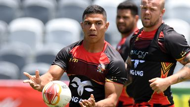 Papua New Guinea captain David Mead has joined Catalans Dragons