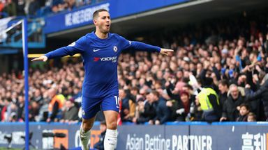 fifa live scores - Chelsea's Eden Hazard is genuine world-class player, says former captain Dennis Wise