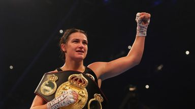 Katie Taylor has won all seven of her fights