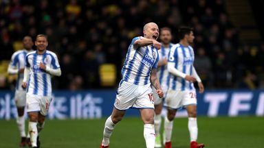 fifa live scores - Aaron Mooy injury break could be beneficial for Huddersfield, says David Wagner