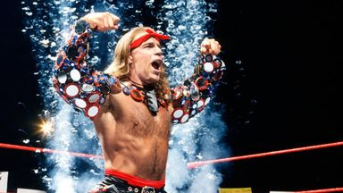 Shawn Michaels is heading to London for WWE's event at the Royal Albert Hall next month