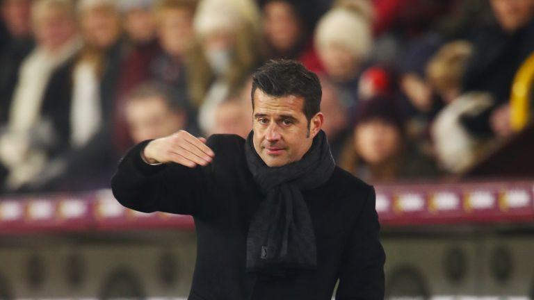 Marco Silva, head coach of Watford