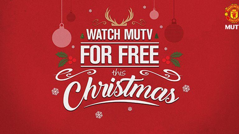 MUTV Christmas offer!