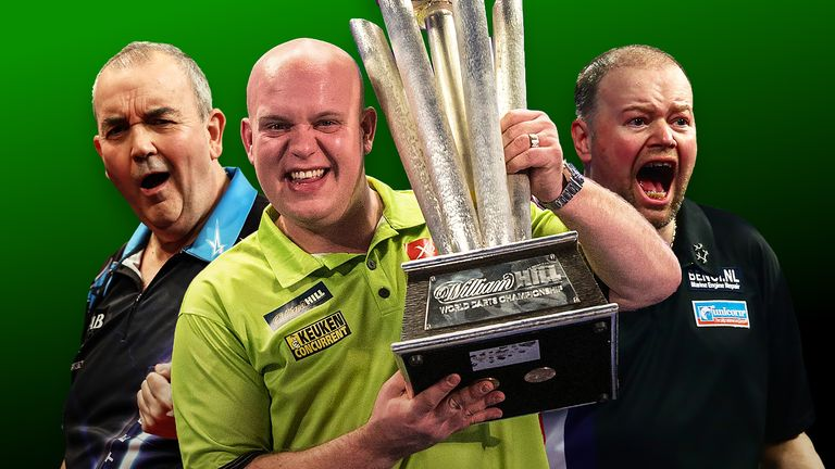 World Darts Championship - Ways to Watch