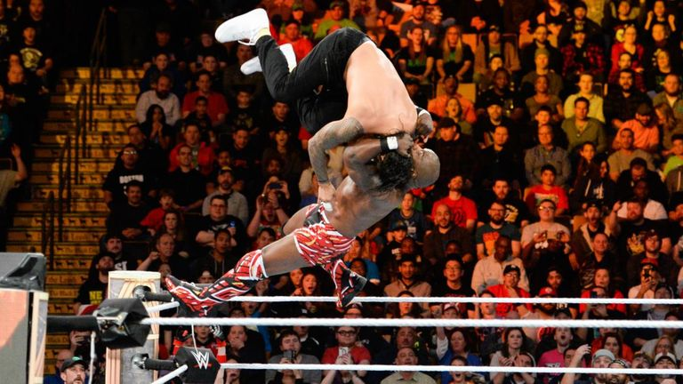 The Usos put in another excellent performance at Clash of Champions