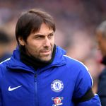 Chelsea manager Antonio Conte is Italy's top choice as national coach