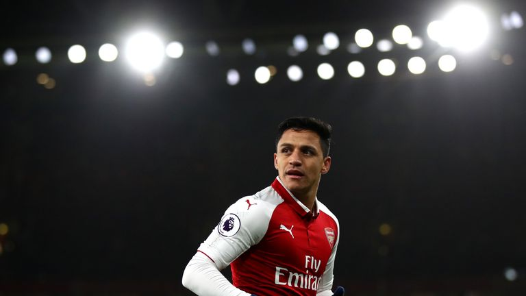 Manchester United are frontrunners to land Alexis Sanchez after Man City pulled out